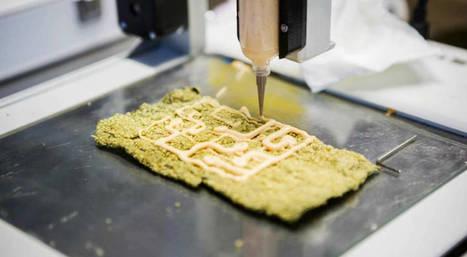 El primer restaurante de comida impresa en 3D llega a España: 180€ por falso caviar. Noticias de Tecnología | Para emprender | Scoop.it