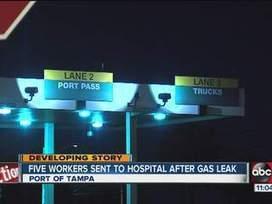 One dead after hazmat incident at Port of Tampa | Hazardous Materials Training | Scoop.it