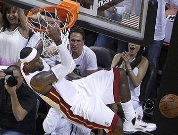 LeBron iguala lendário Abdul-Jabbar, Heat bate Celtics e avança à final da NBA contra o Thunder | esportes | Scoop.it