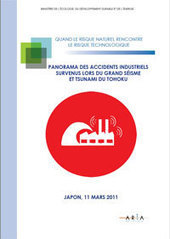 Panorama des accidents industriels survenus lors du grand séisme du Tohoku (Japon – 11 mars 2011) | Echanges franco-japonais | Scoop.it
