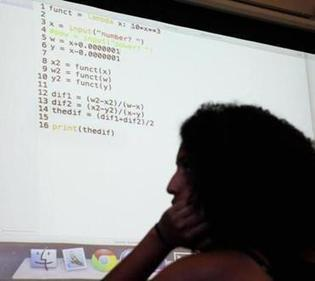 Helping students crack computer science code - Boston Globe | Computational Thinking In Digital Technologies | Scoop.it