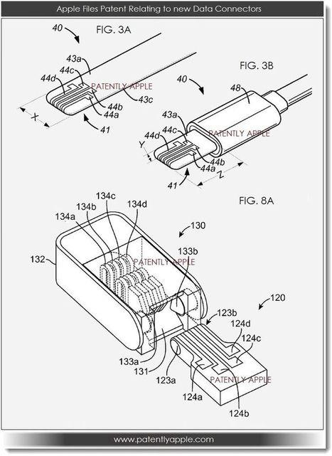 Apple Rethinks Audio and Data Connectors - Patently Apple | Entertainment And Gadgets | Scoop.it