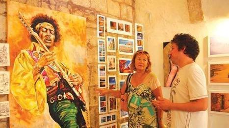 New art gallery in Victoria - Times of Malta | guildofcreativeart | Scoop.it