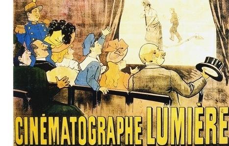 Le cinéma fête ses 120 ans | History 2[+or less 3].0 | Scoop.it