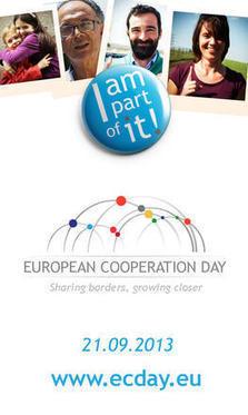 """La Journée de la coopération territoriale européenne 2013 : """" J'en fais partie ! """" ~ Europe en France, le portail des Fonds européens   Le portail des Fonds européens en France   Scoop.it"""
