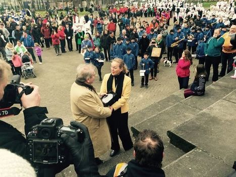 Pride of Mississippi marching band wins in Ireland - Hattiesburg American   Diverse Eireann-Festivals and Music   Scoop.it