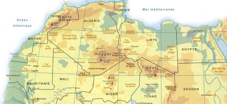 Portail Sahara | Le Sahara | Scoop.it
