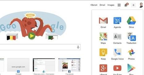 Comment ajouter Google Contacts au lanceur d'applications de Google   netnavig   Scoop.it