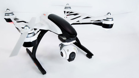 Introducing the Q500 Typhoon Aerial Imaging Drone | Photography - Products, Gadgets and News | Scoop.it