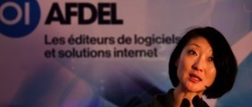 Fleur Pellerin veut créer une filière Big Data à Paris | cross pond high tech | Scoop.it