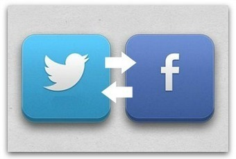 How to turn Facebook posts into tweets (and vice versa) | Communication Advisory | Scoop.it