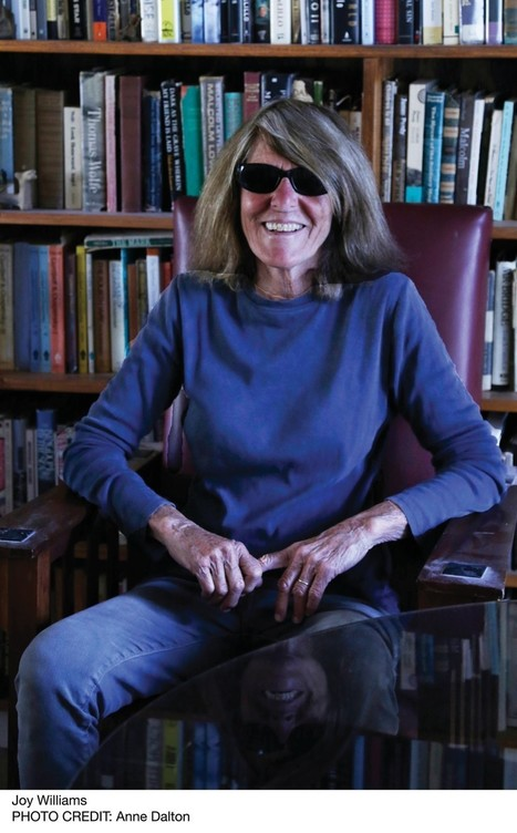 Joy Williams wins PEN/Malamud Award for Excellence in the Short Story | The Short Story | Scoop.it