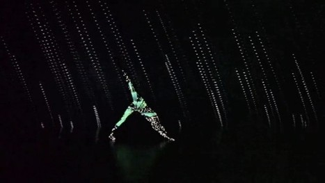 Real-Time Generated Dance | Interactive Arts | Scoop.it