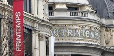 Le Printemps : histoire d'une vente mouvementée | Journaliste - Paris | Scoop.it