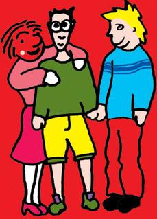 Jong & HiB holebi werkmap voor lager onderwijs | Gezinsvormen | Scoop.it