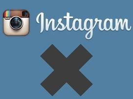 Supprimer son compte Instagram   Me Désinscrire   Se désinscrire des Réseaux Sociaux   Scoop.it