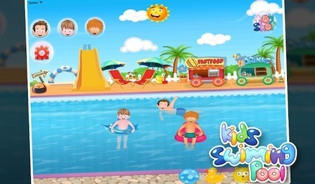 Kids Swimming Pool for Boys - Android Apps on Google Play | Free Android Kids Games | Scoop.it