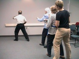 Le tai-chi pour réduire les chutes chez les personnes âgées   Psychomotricité et Vieillissement   Scoop.it