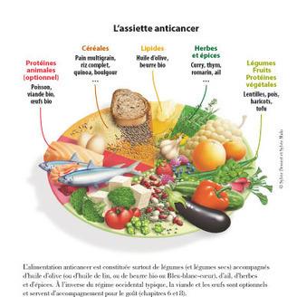 Les 20 meilleurs aliments anticancer | Les aliments et leurs vertus | Scoop.it
