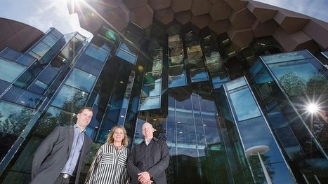 Is this the world's wildest library? Geelong's $45 million 'big brain' about to open up to the world | SocialLibrary | Scoop.it