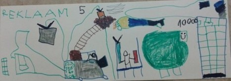 Lapsed loovad ühistööna muinasjutte   MÄNG JA LOOVUS   Scoop.it