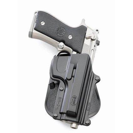 Fobus Roto Holster RH Belt BR2RB Beretta 92/96 (Except Brig & Elite) / Taurus 92/99/101 / CZ75B 9mm (With Rails See BRV Evo Holster) | Best Spotting Scopes Reviews | Scoop.it
