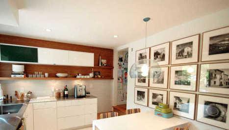Foto inšpirácia: 5 jednoduchých kuchynských dekorácií stien. Ktorá vás dostane? | domov.kormidlo.sk | Scoop.it