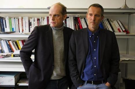 Gérard Davet et Fabrice Lhomme, les frères jumeaux de l'investigation | La presse en France | Scoop.it
