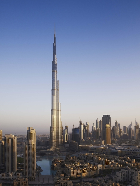 The Burj Khalifa Axes Air Conditioning And Elevators | Urbanisme | Scoop.it