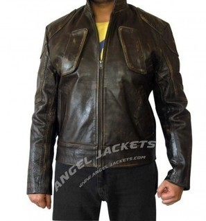 Lockout Snow Leather Jacket | Lockout Snow Leather costume | Scoop.it