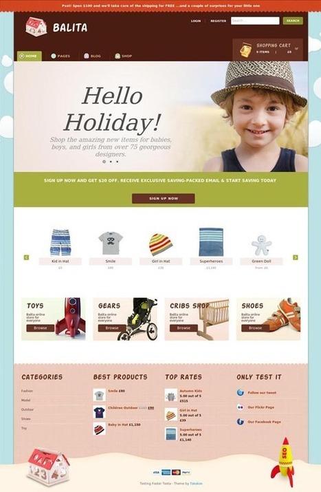 15 Best WordPress eCommerce Themes to Launch Your Online Store   WordPress   Scoop.it