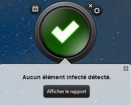 "Un antivirus léger ultra rapide à la sauce ""in the cloud"" 