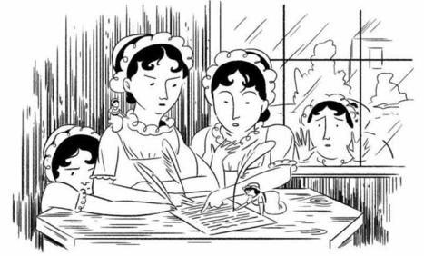 Be Persuaded About the Lessons of Jane Austen - Valley News | Austen's Persuasion | Scoop.it
