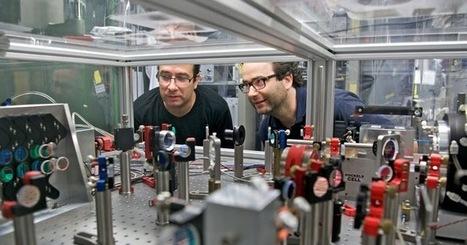 Ça se passe là haut...: La taille du proton pose un vrai problème | C@fé des Sciences | Scoop.it