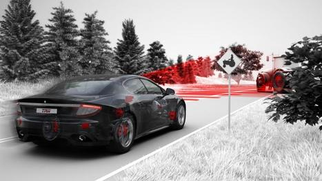 Cars Are About To Become A Lot Smarter - CBS Local | Automotive Development | Scoop.it