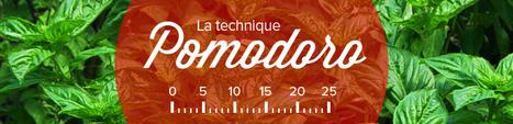 La technique Pomodoro, un atout pour votre créativité ? » Webdesign Friday (#wdfr) | Graphisme, Web & Technologie | Scoop.it