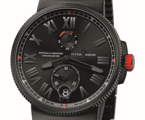 Ulysse Nardin Marine Chronometer : exclusivité boutique | Montre, Horlogerie,Chronos | Scoop.it