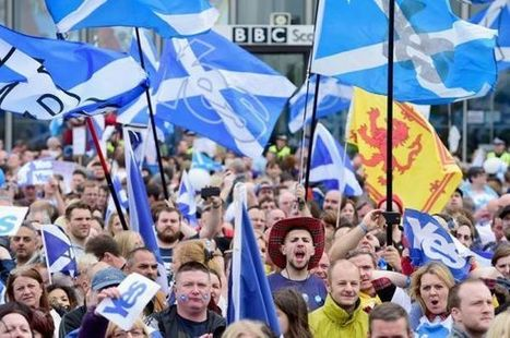 Wee Ginger Dug: Tonight at Six ... The news the UK gives us - The National | My Scotland | Scoop.it