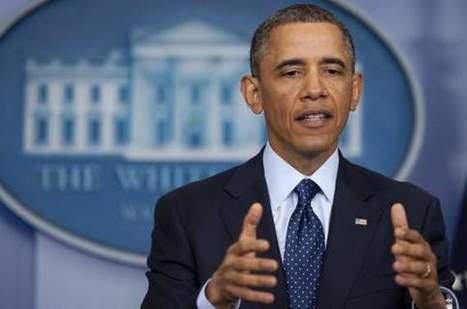 Obama fait tout pour minimiser l'affaire de l'espionnage | tavera sebastien | Scoop.it