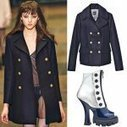 Le caban revient pour l'hiver 2013!   La mode en vestes et manteaux   Scoop.it