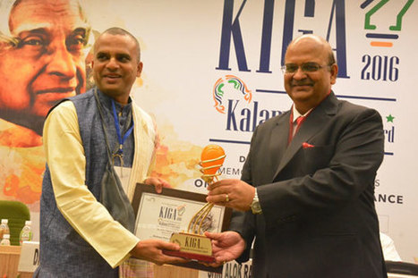 Akshaya Patra Receives Kalam Memorial Award 2016 | Akshaya Patra Foundation kitchens- Beyond just cooking! | Scoop.it