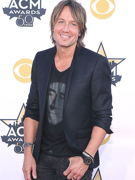 Coming Soon! Keith Urban Exhibit at the Country Music Hall of Fame and Museum | Country Music Today | Scoop.it