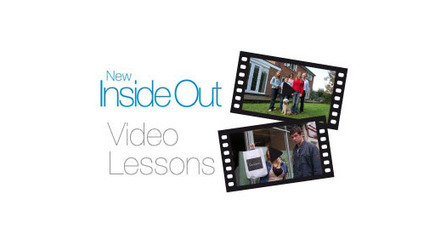 Video lessons | Inside Out | Learning technologies for EFL | Scoop.it