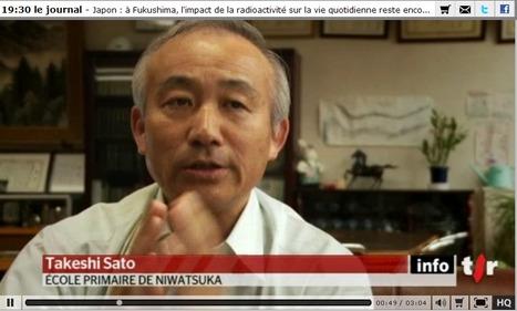 [video] à Fukushima (ville), l'impact de la radioactivité sur la vie quotidienne reste encore très fort | TSR.ch | Japon : séisme, tsunami & conséquences | Scoop.it