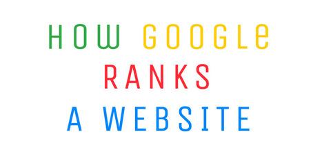 How Google Ranks A Website [Infographic] | SEO Tips & Updates | Scoop.it