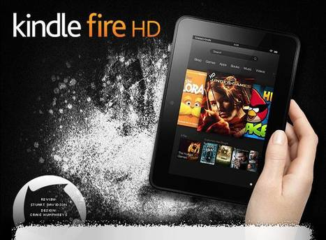 Kindle fire HD from Andelion | Andelion | Scoop.it