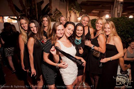 Santa Barbara Bachelorette Parties Are Best At Blush : Elegant Social Dining & California Cuisine : (805) 957-1300 | Bars and Restaurants | Scoop.it