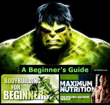 A BEGINNERS GUIDE TO BODYBUILDING SUPPLEMENTS - HOLIDAY SPECIAL EDITION | All About Health, Fitness & Wellness | Scoop.it