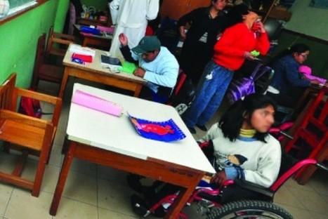 Unicef pide prestar más atención a niños con discapacidad - La Prensa (Bolivia) | Electroterapia y Termoterapia | Scoop.it