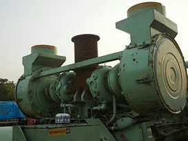 625 KVA Wartsila 12V UD 25S generator | Used Marine Engines | Motor and Generators | Business & Market Trends | Scoop.it